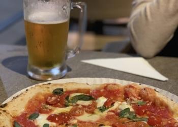 Durante todo o sunset, as pizzas, que terão um tamanho especial para o evento, irão custar entre R$ 13 e R$ 16. Foto: Divulgação