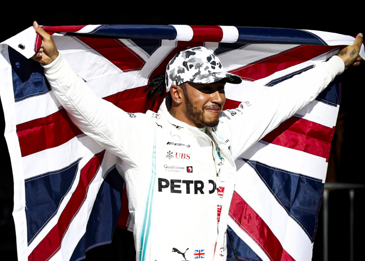 Lewis Hamilton. 2019 United States Grand Prix, Sunday - LAT Images