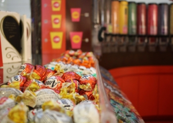 Produtos Neugebauer, chocolates.
