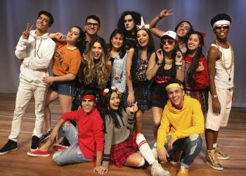 Adolescer estreou nos palcos de Porto Alegre em 2002. Foto: Evandro Leal/Divulgação