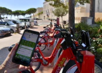 Introdução desta ferramenta faz parte de uma série de projetos que visam melhorar a experiência de infraestrutura e mobilidade em Mônaco, como o novo serviço Monabike. Foto: Divulgação