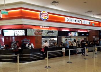Loja Burger King Zaffari Mall Hípica. Foto: Divulgação