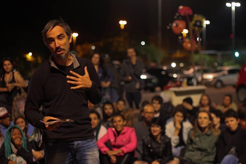 """No evento, neste domingo, Gonçalo Ferraz também lança livro """"Compras do mês"""". Foto: Josemar Afrovulto/Divulgação"""