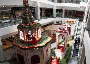 Decoração de Natal CenterLar.