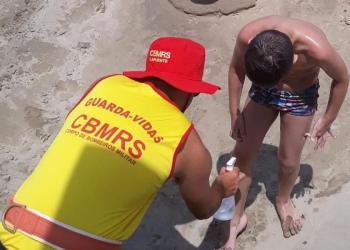 Foto: Corpo de Bombeiros do Rio Grande do Sul / Divulgação