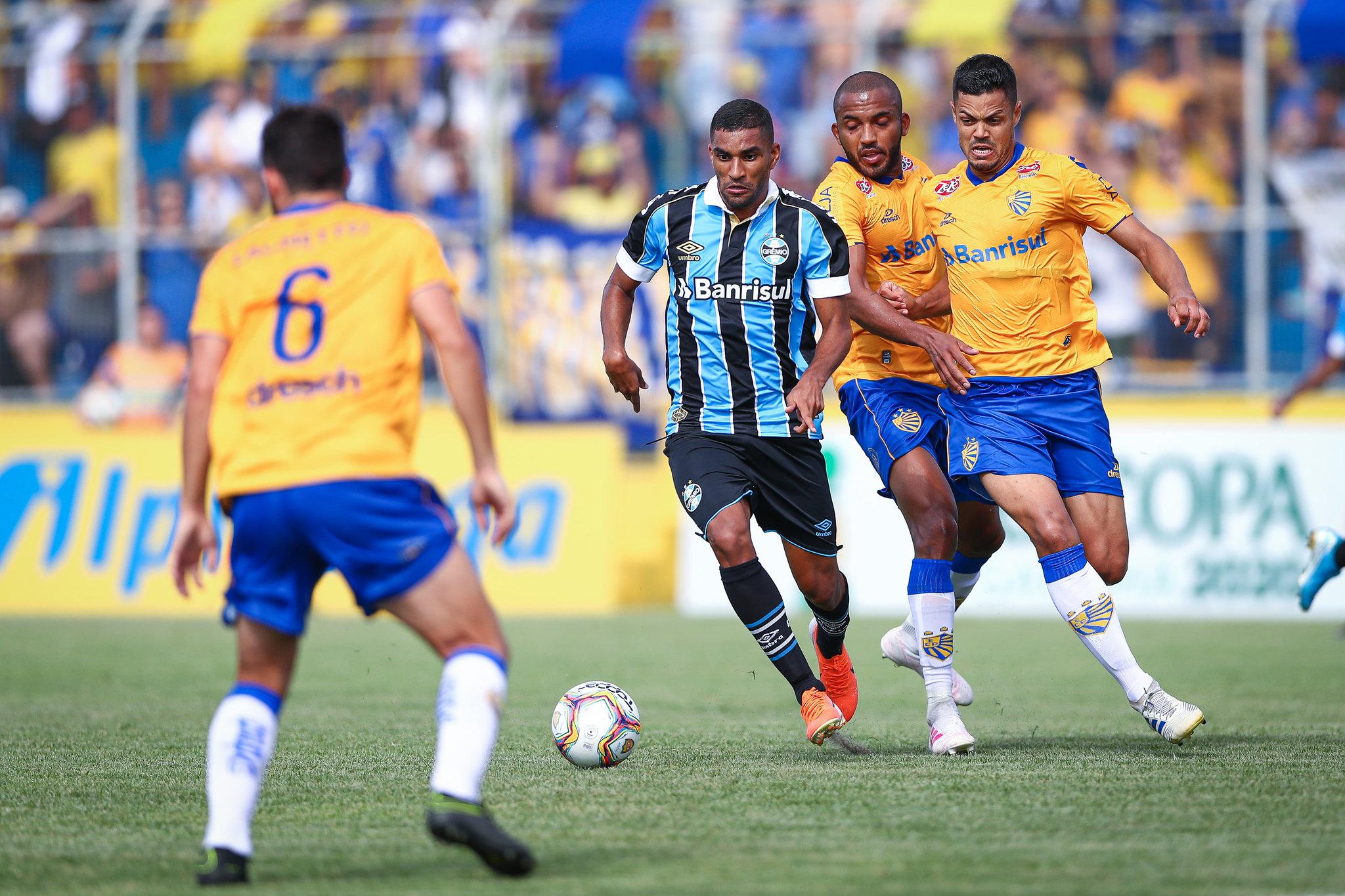 Pelotas conquistou o bicampeonato da Recopa Gaúcha. Foto: Lucas Uebel/Divulgação