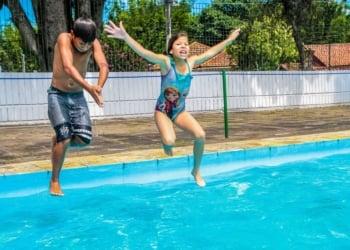 Piscinas podem ser utilizadas piscinas de terça a domingo. Foto: Maria Ana Krack/PMPA
