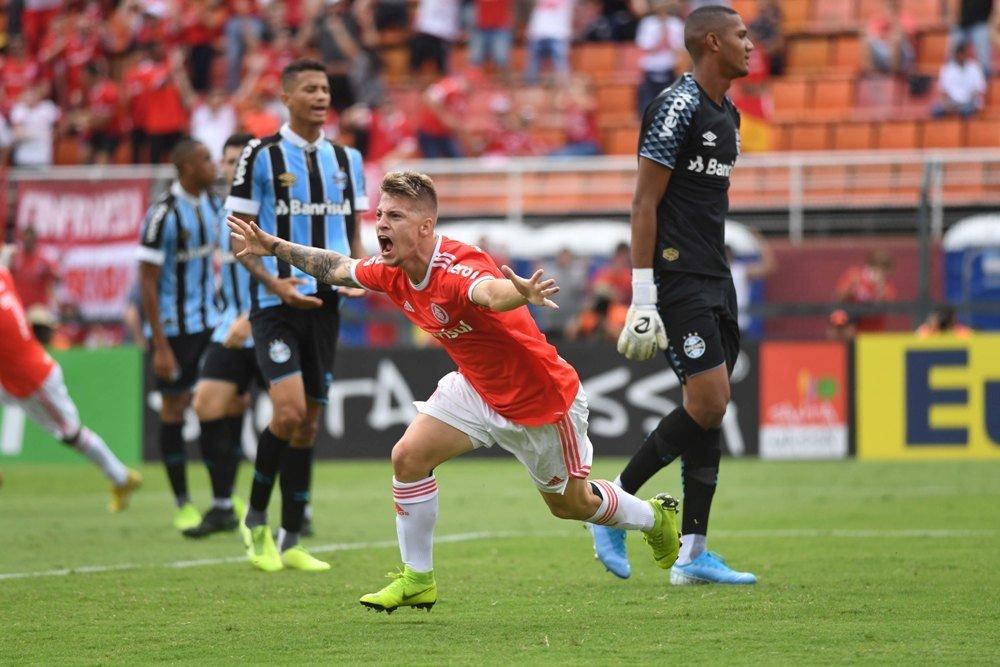 Depois de 22 anos, o Inter volta a conquistar o título na competição. Foto: Ricardo Duarte/Divulgação