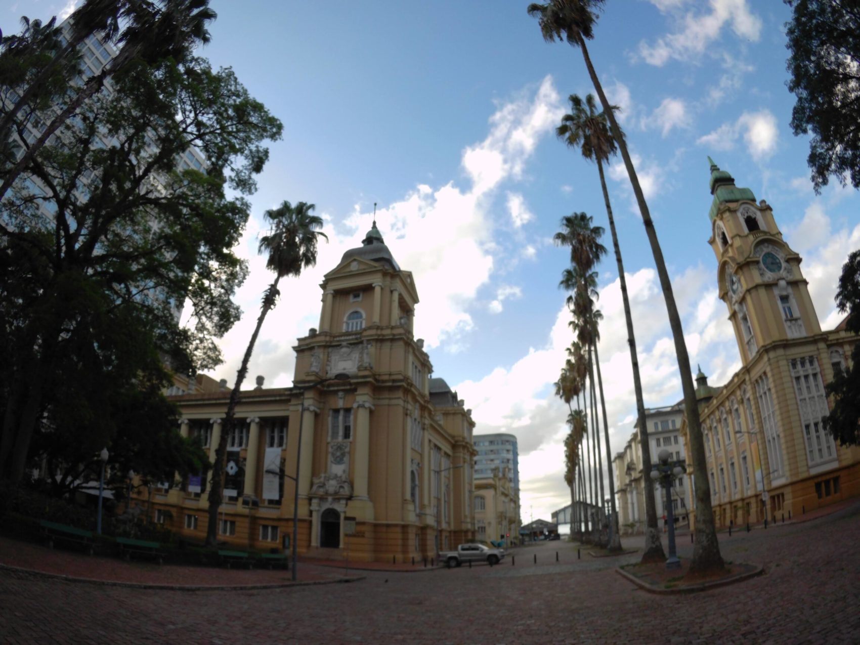 Centro Histórico de Porto Alegre. Foto: Rosana Klafke/Sem Roteiro/Agora no RS
