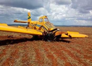 De acordo com o Corpo de Bombeiros, Pedro Rafael Horn estava sozinho na aeronave. Foto: Divulgação/Corpo de Bombeiros de Minas Gerais