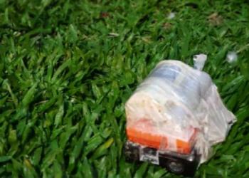 Objeto foi apreendido pela guarda municipal de Caxias. Foto: Divulgação/ Guarda Municipal de Caxias do Sul