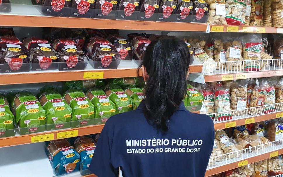 Operação é coordenada pelo Ministério Público do Rio Grande do Sul. Foto: Divulgação/MPRS