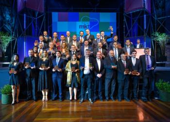Premiação reconhece os melhores cases de marketing do estado com 42 premiações. Foto: Fabiano Panizzi/Divulgação