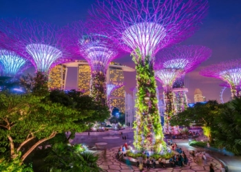 Singapura, na Malásia. Foto: Arquivo