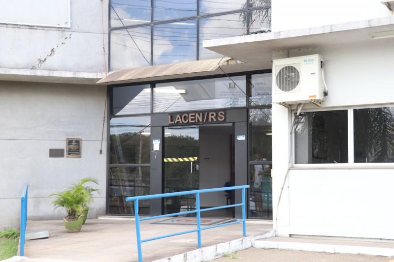 Laboratório do Estado foi um dos escolhidos pelo Ministério da Saúde para as análises.  Foto: Divulgação/SES