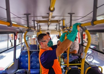 Equipes de fiscalização estarão nas ruas para verificar o cumprimento da determinação. Foto: Cesar Lopes/PMPA