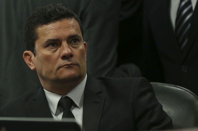 O ministro da Justiça e Segurança Pública, Sérgio Moro, Foto: José Cruz/ABr