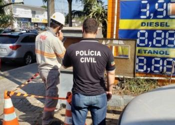 Operação em Canoas foi conjunta. Foto: Divulgação/Polícia Civil