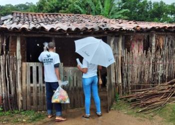 A expectativa é que ação possa atender até 10.000 famílias. Foto: Divulgação