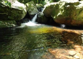 Rio dos Sinos em Caraá. Foto: Divulgação