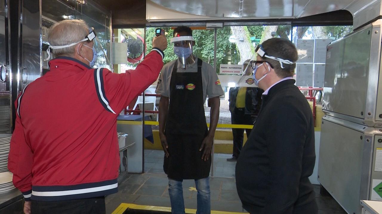 Sócios afirmam que o Barranco está em linha com os protocolos de saúde. Foto: Divulgação