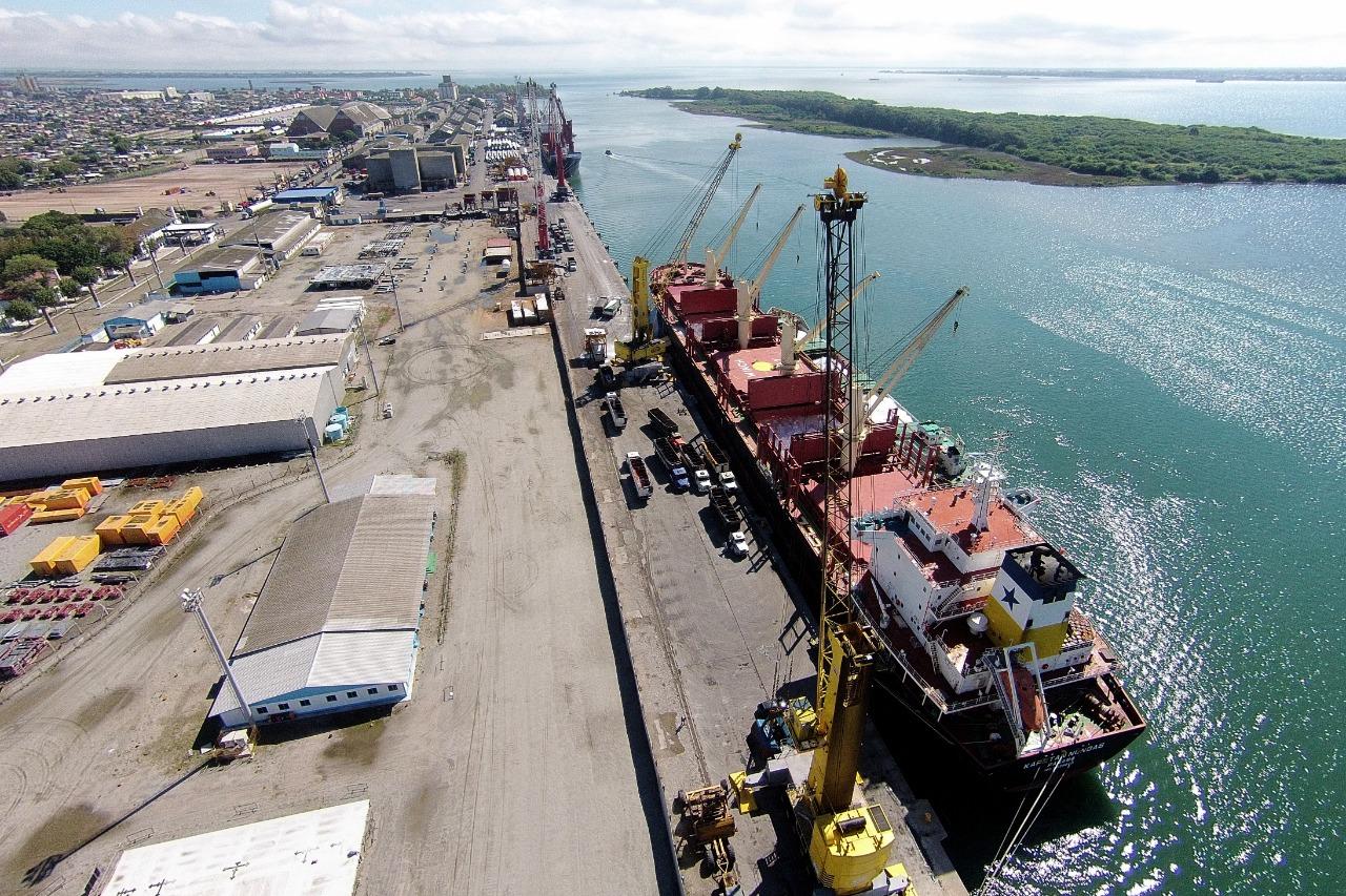 Porto de Rio Grande. Foto: Portos RS/Divulgação (Arquivo)
