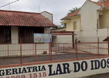 Local foi interditado após notificação de surto de coronavírus. Foto: Divulgação/Prefeitura de São Leopoldo