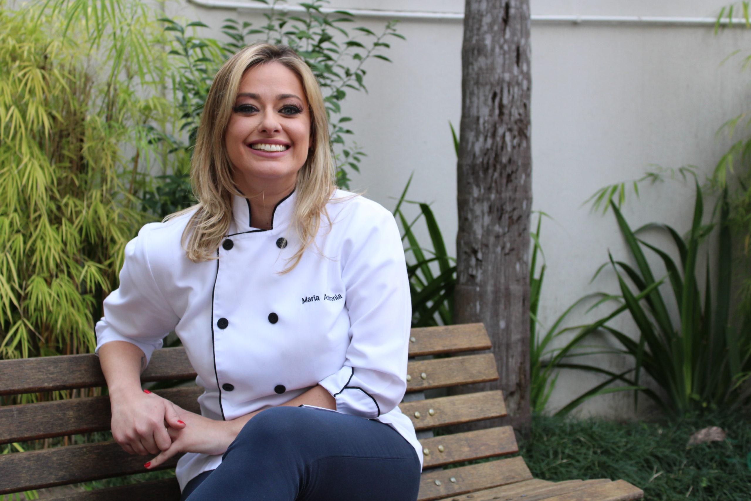 A chef gaúcha Maria Antonia Russi. Foto: Divulgação