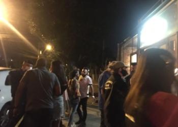 Fiscalização flagra aglomerações em restaurantes de Caxias do Sul. Foto: Divulgação/SMU