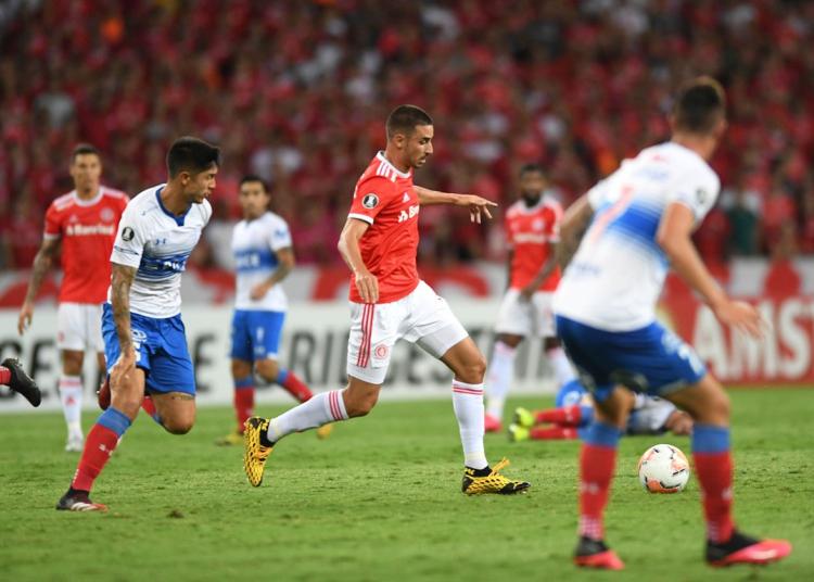 Foto: Ricardo Duarte/Internacional