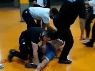 As imagens das agressões foram analisadas. Foto: Reprodução