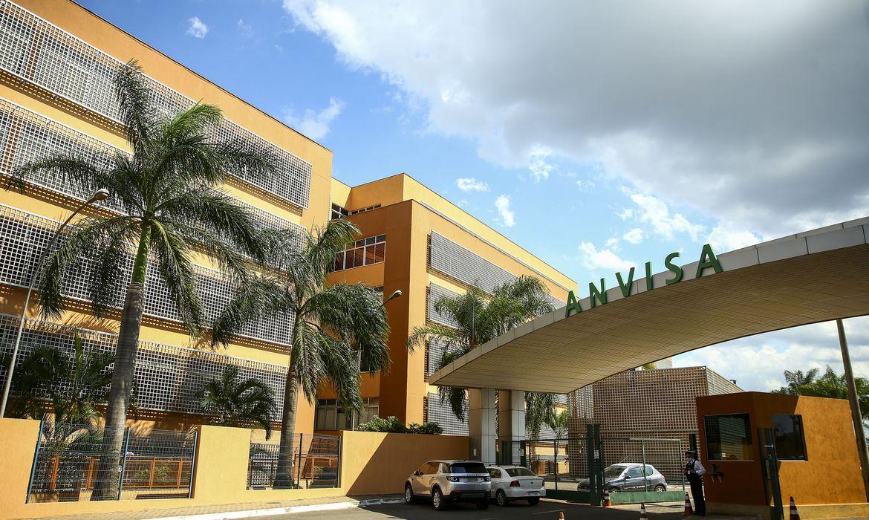 Fachada do edifício sede da Agência Nacional de Vigilância Sanitária (Anvisa). Foto: Marcelo Camargo/Agência Brasil