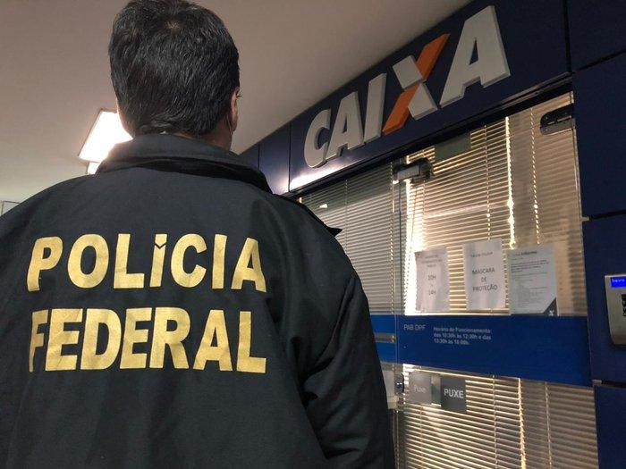 Operação cumpre 49 mandados judiciais em 14 Estados. Foto: Divulgação/PF