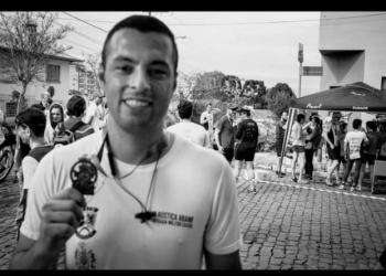 Ramon Cristiano Barbosa, 32 anos, era natural de Limeira (SP) e atuava nos Bombeiros de Farroupilha. Foto: Reprodução