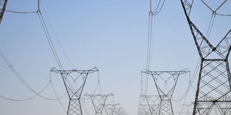 Linhas de transmissão de energia, energia elétrica. Foto: Marcello Casal Jr/Agência Brasil
