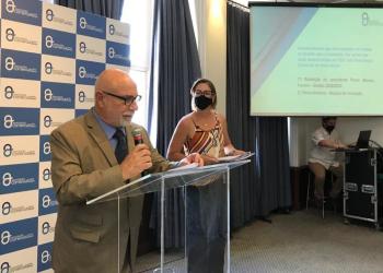 Presidente da Associação Comercial de Porto Alegre, Paulo Afonso Pereira. Foto: Agora no RS