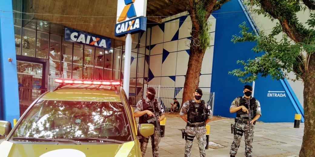Brigada Militar está em estado de alerta para prevenir novas ações dos criminosos na Capital. Foto: Divulgação/BM