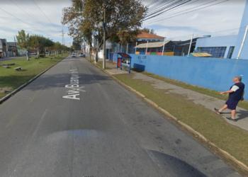 Caso ocorreu na avenida Buarque de Macedo. Foto: Google / reprodução