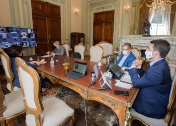 Foto: Felipe Dalla Valle/ Palácio Piratini