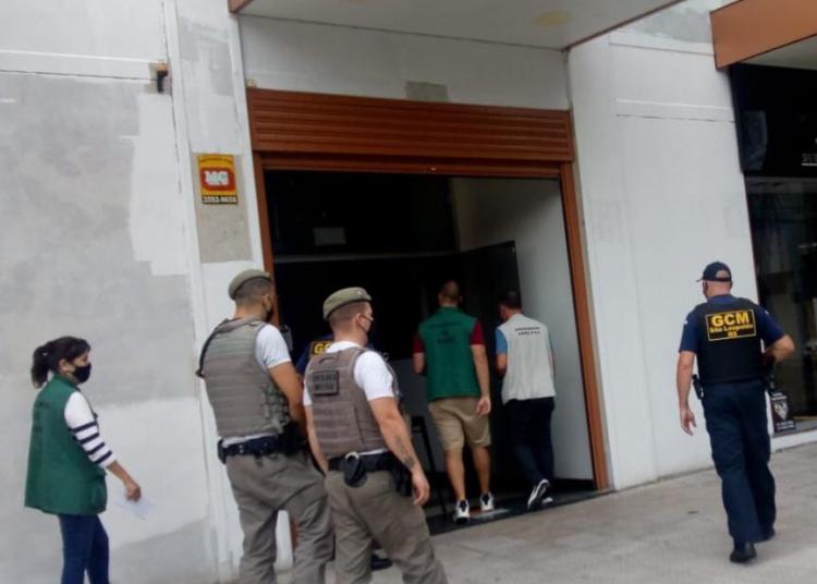 Academia fica localizada no centro de São Leopoldo. Foto: Rodrigo Machado/Prefeitura de São Leopoldo