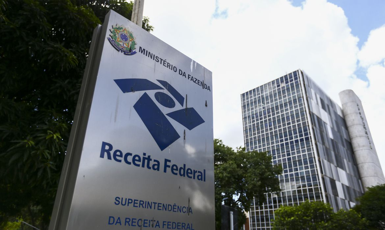 Superintendência da Receita Federal, em Brasília. Foto: Marcelo Camargo/Agência Brasil