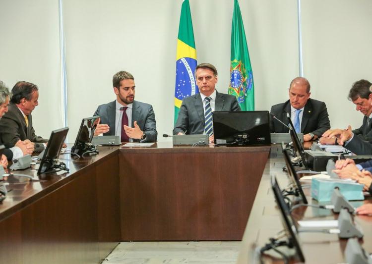 Foto: Gustavo Mansur/Palácio Piratini