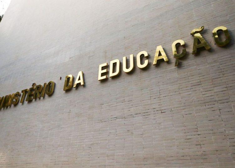 Prédio do Ministério da Educação. Foto: Marcelo Camargo / Agência Brasil.