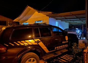 Operação Solis, que ocorre nos três estados do Sul do Brasil. Foto: PF / Divulgação