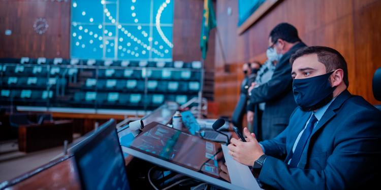 Foto: Joel Vargas/Assembleia Legislativa