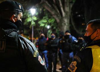 A ação acorreu na Cidade Baixa. Foto: Divulgação/Guarda Municipal de Porto Alegre