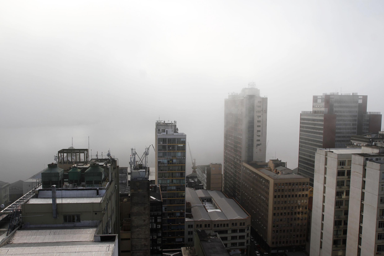 Nevoeiro em Porto Alegre. Foto: Maia Rubim/ PMPA (arquivo)