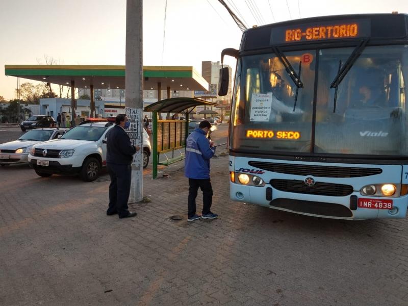 Ônibus da empresa Soul, de Alvorada. Foto: Comunicação Metroplan (arquivo)