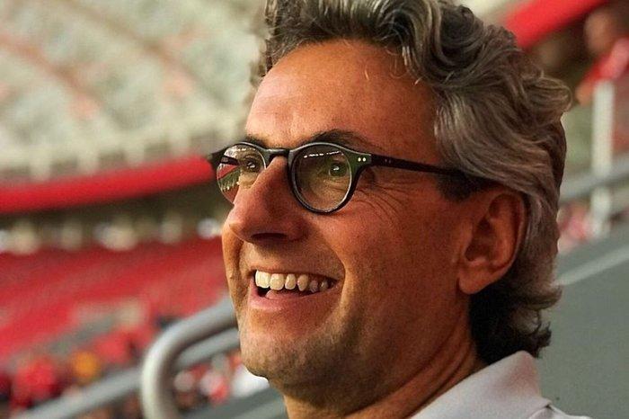 Emilio Papaléo é conselheiro do Inter desde 1997. Foto: Divulgação/Internacional