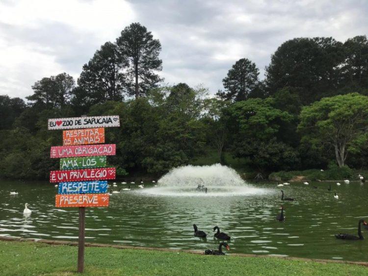 Parque Zoológico de Sapucaia do Sul. Foto: Divulgação/Sema